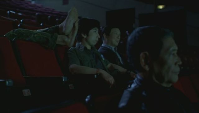 "Tsai Ming-liang ""Good Bye, Dragon Inn"""