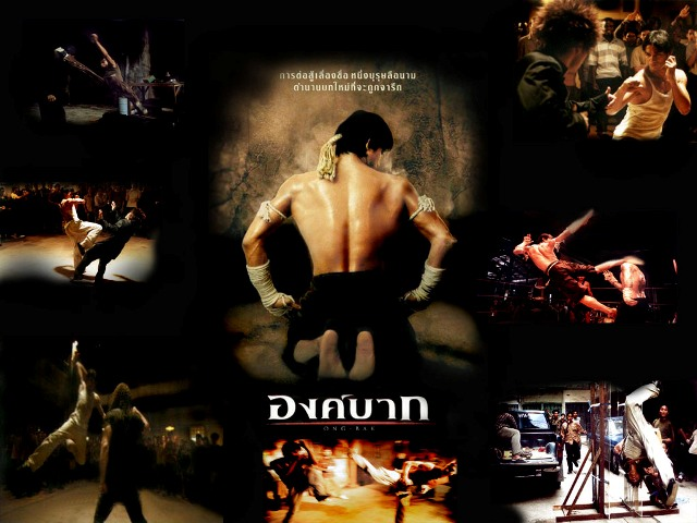 Thai movie ong bak