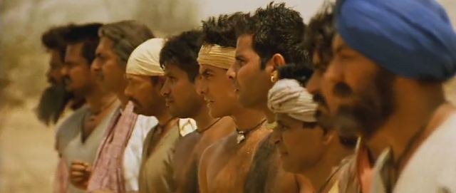 lagaan once upon a time in india  film