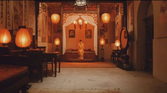 "Zhang Yimou ""Raise the Red Lantern"""