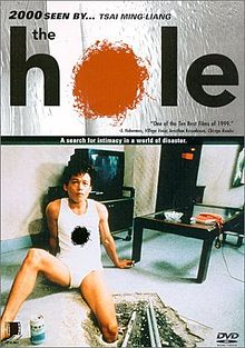 "Tsai Ming-liang ""The Hole"" cover"