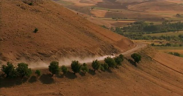 "Abbas Kiarostami ""The Wind Will Carry Us"""