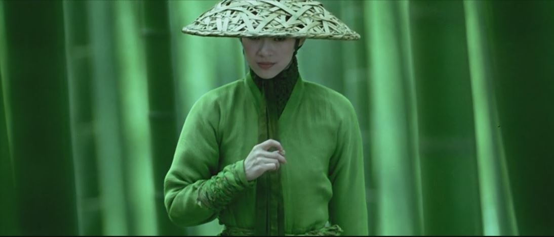 "Zhang Yimou ""House of Flying Daggers"""