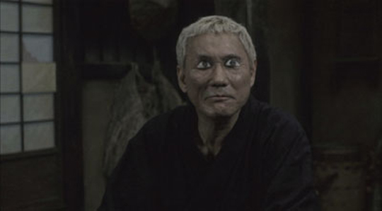 "A mixture of violence and humor in Takeshi Kitano's ""Zatoichi"""