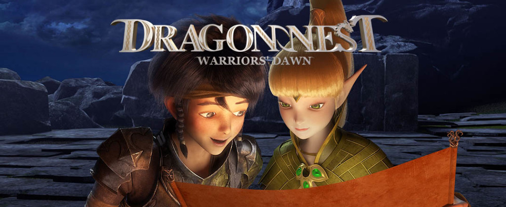 Dragon Nest: Warriors' Dawn cover
