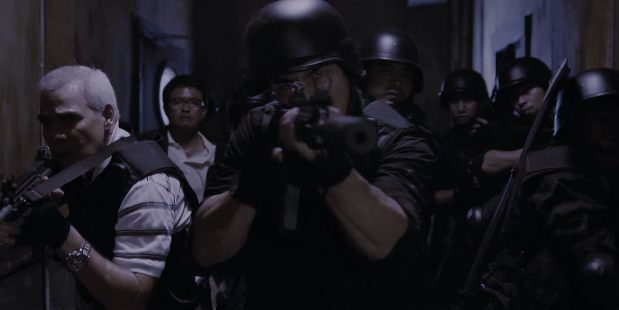 The Raid: Redemption by Gareth Evans